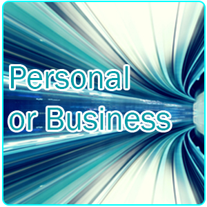 Personal or Business Banking