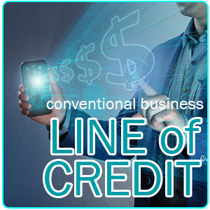 apply for a conventional business line of credit LOC
